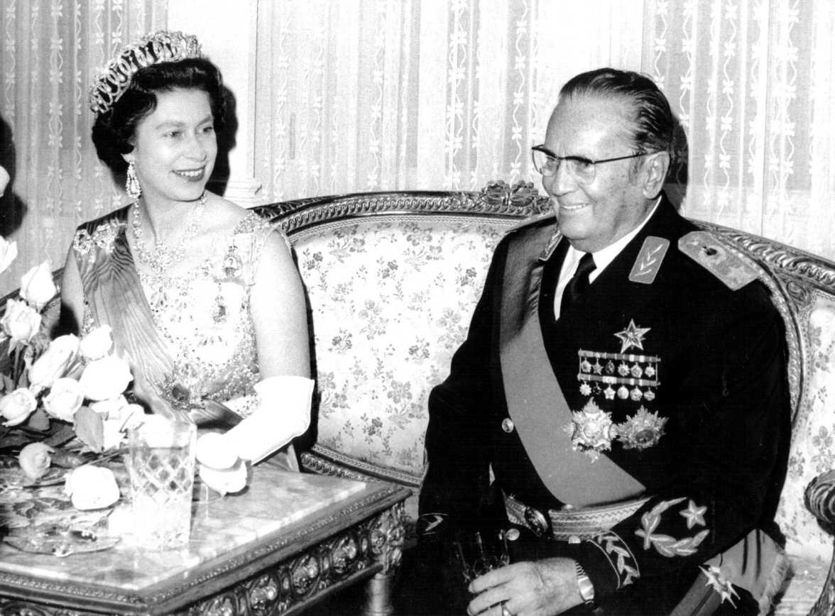 Drug Tito među holivudskim ličnostima. S kim se Tito družio?