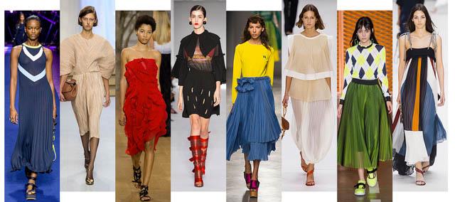 Ovo su modni trendovi za proljeće 2017!