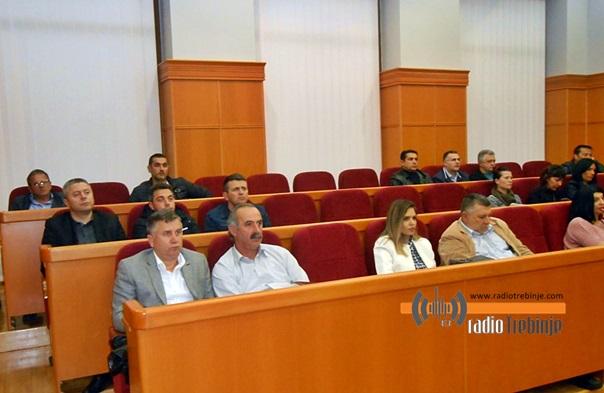 Zavod za zapošljavanje Trebinje: Održana prezentacija projekta zapošljavanja