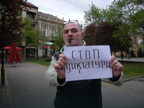 """""""Protiv diktature"""" - Protestne šetnje studenata i građana u Srbiji"""