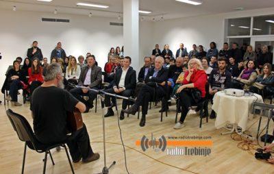 KC Trebinje: Održan koncert italijanskog kantautora Bob Korna