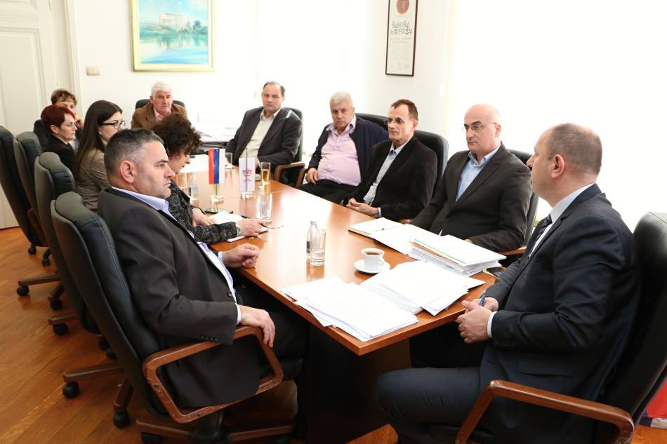 Gradonačelnik Trebinja primio predstavnike nacionalnih manjina