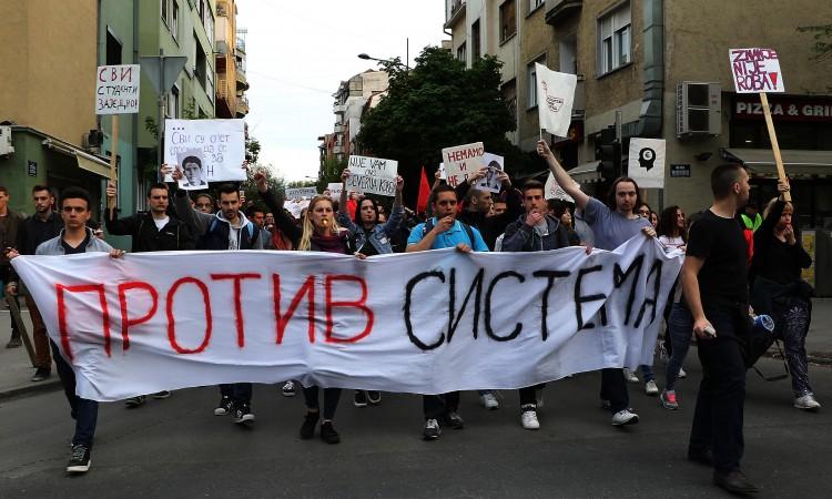 Vučić o protestima u Srbiji