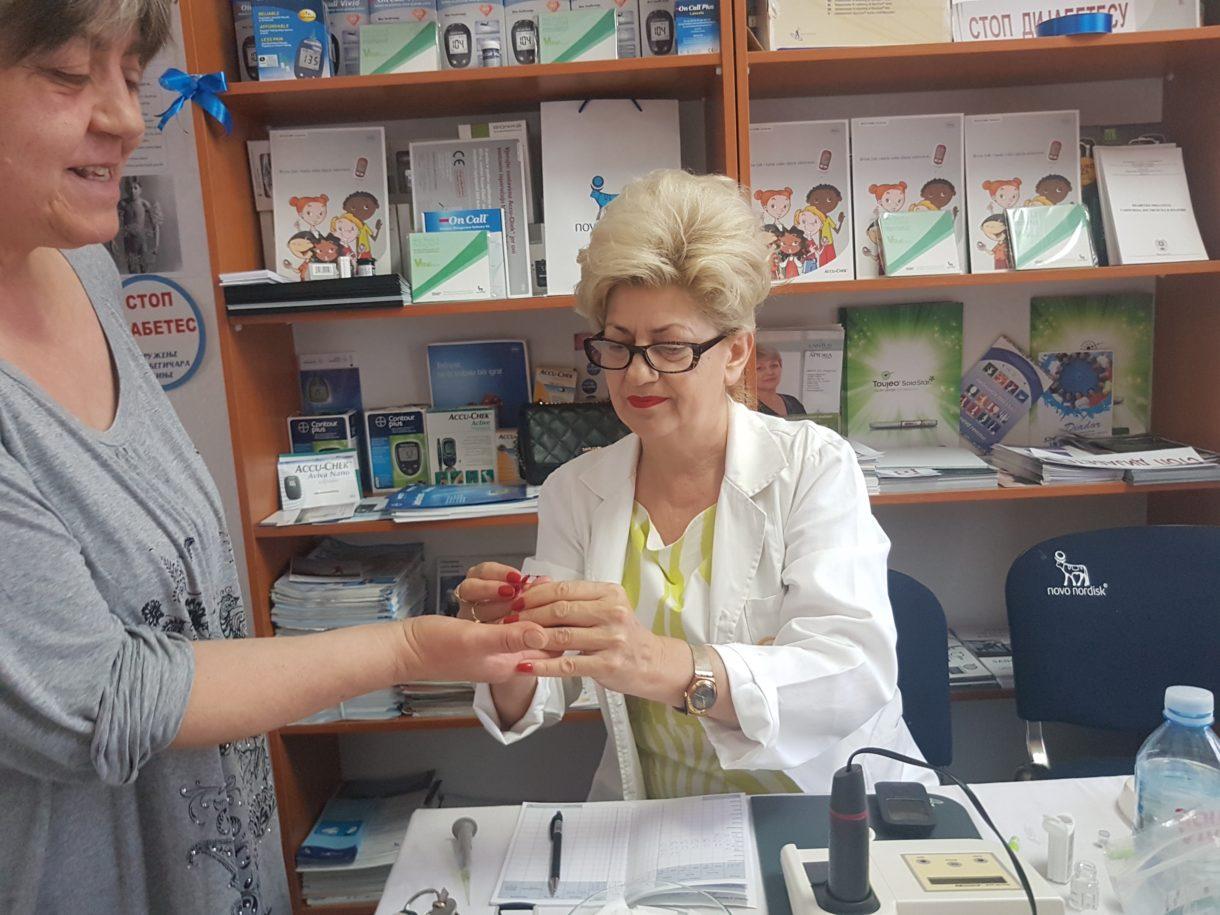 Udruženje dijabetičara Trebinje uvijek aktivno u borbi protiv dijabetesa!