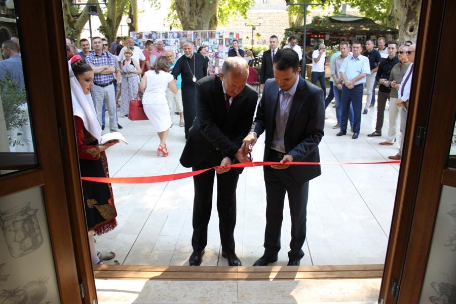 Otvorena prva Hercegovačka kuća u Trebinju: autohtoni proizvodi na jednom mjestu