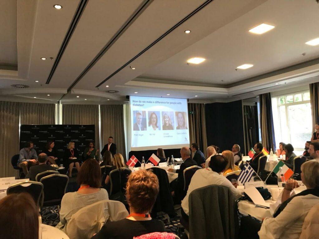 "Udruženje dijabetičara Trebinje  učesnik prvog ""European Diabetes Patient Advocacy summit"" u Bruxellesu!"